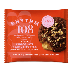 vegan chocolate peanut butter cookie rhythm buy online