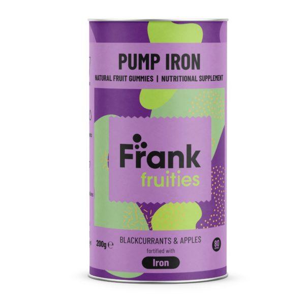 Frank Fruities - Pump Iron - 200g