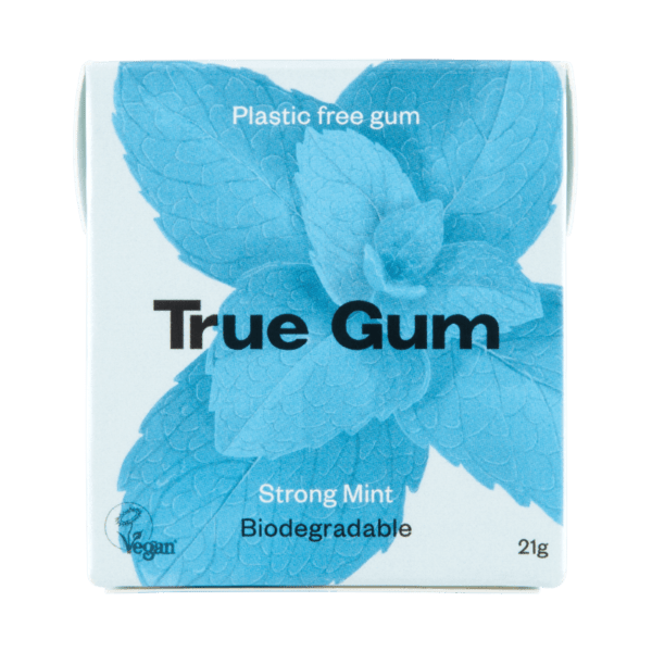 true gum plastic free strong mint buy switzerland