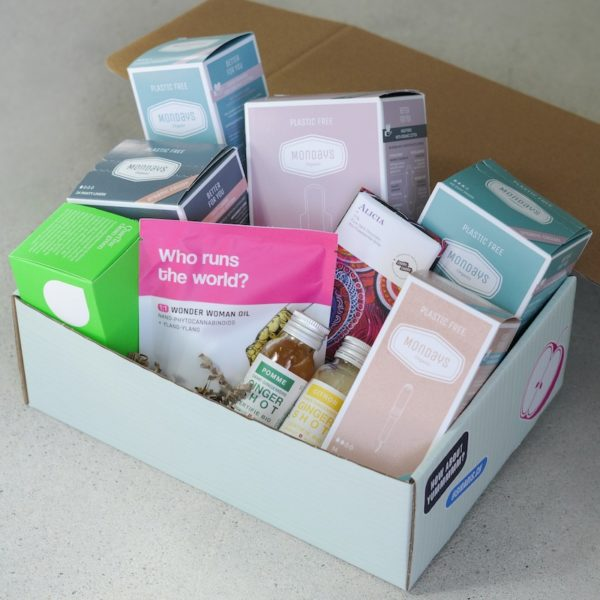 plastic free period products tampons switzerland