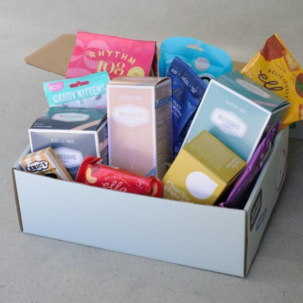 plastic free period tampon Switzerland organic