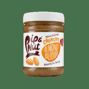 crunchy almond butter switzerland pip & nut