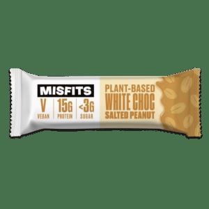 Misfits - Weisse Schokolade gesalzene erdnuss