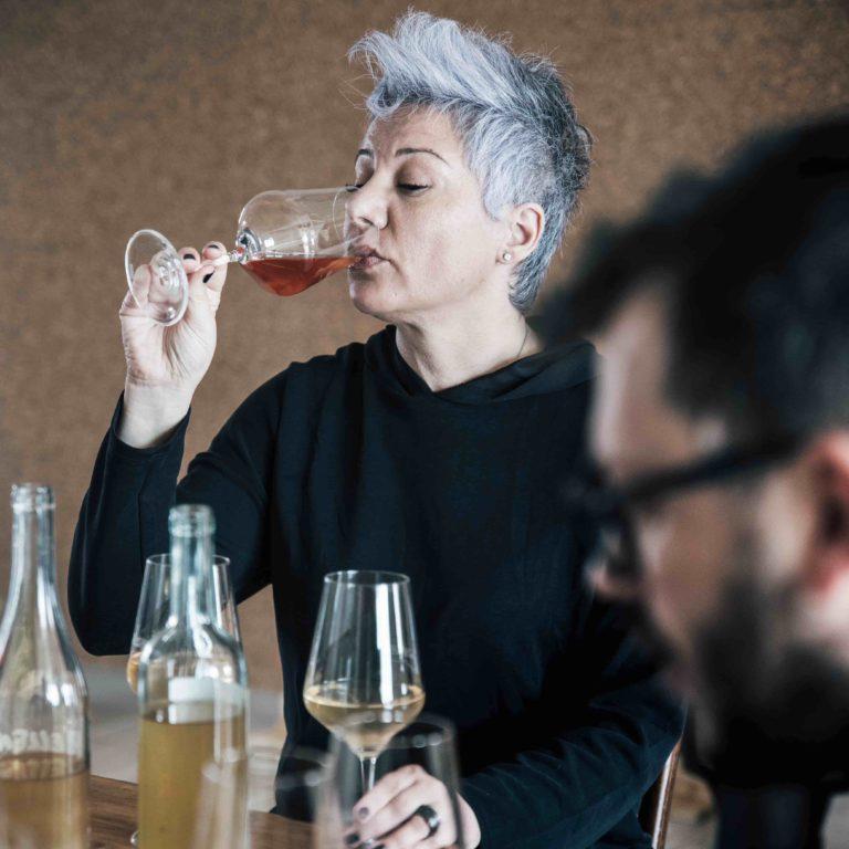 Valentina Passalacqua natural wine