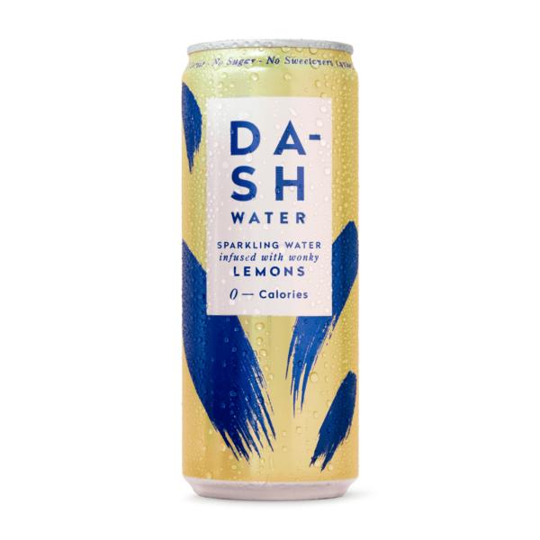 dash lemon sparkling water switzerland