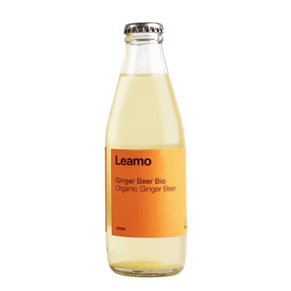 leamo organic ginger beer switzerland