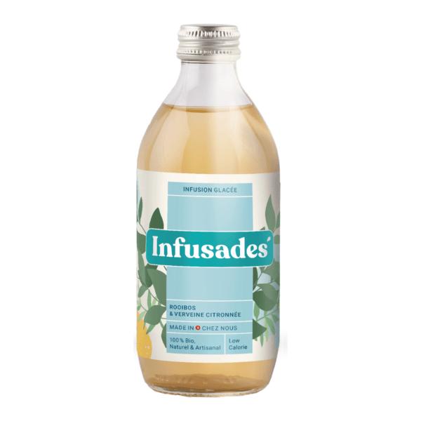 Infusion Rooibois and Lemon Verbena 330ml