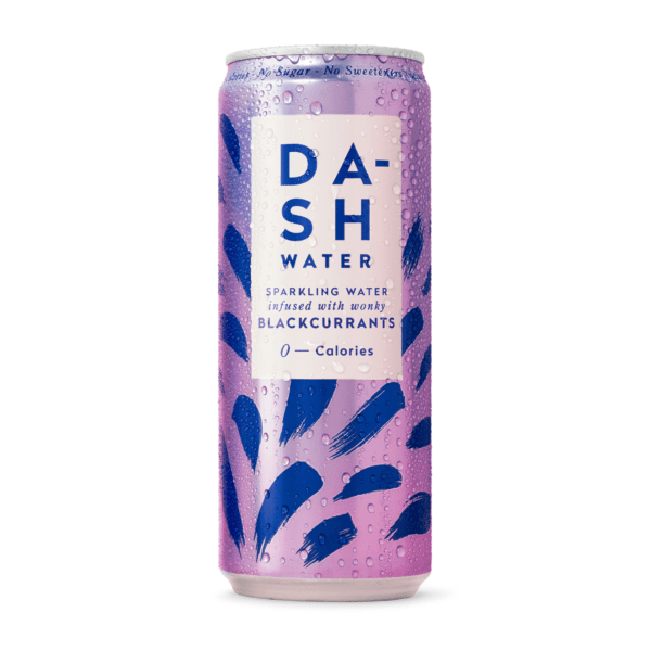 dash blackcurrant sparkling water switzerland