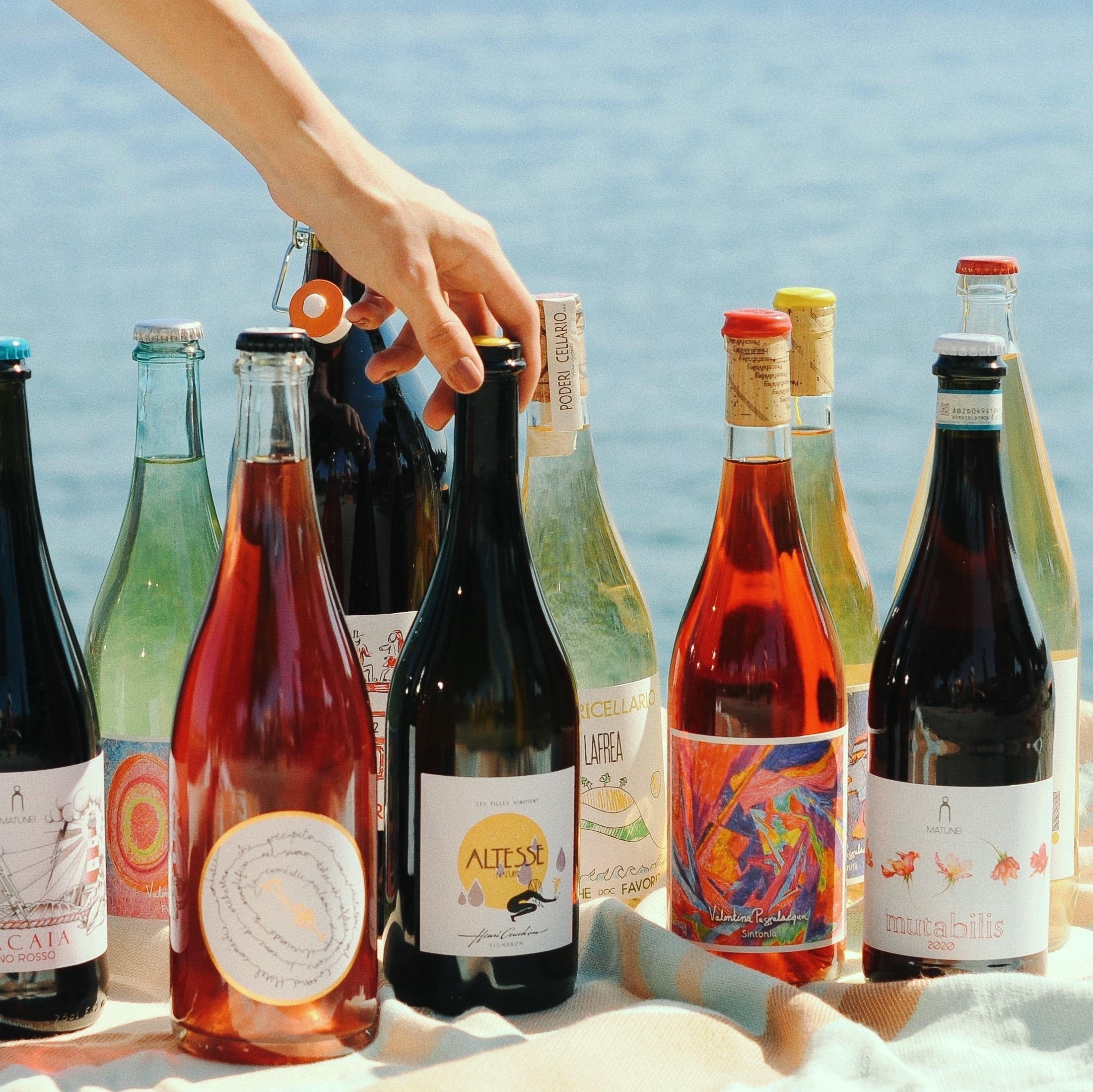 natural wine vin nature naturwein