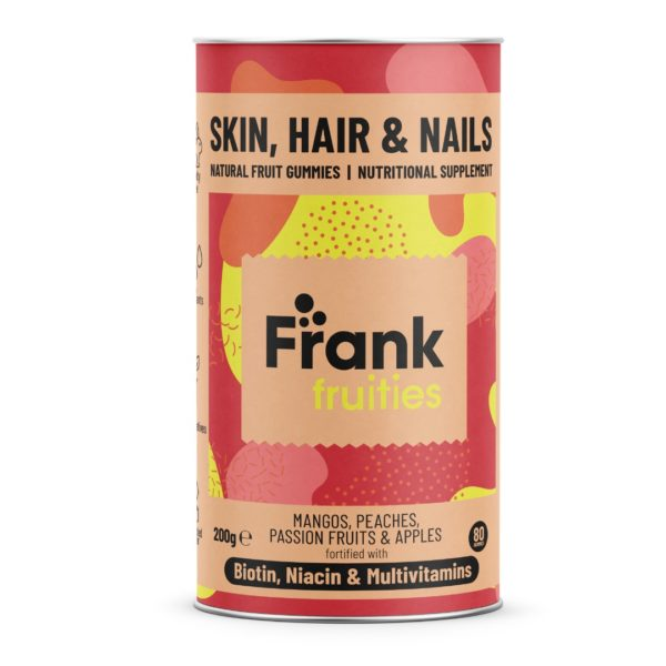 Frank Fruities - Peau, Cheveux et Ongles - 200g