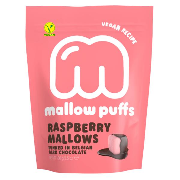 mallow puffs raspberry marshmallow bitesswitzerland