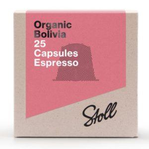 Stoll Bio capsules espresso suisse