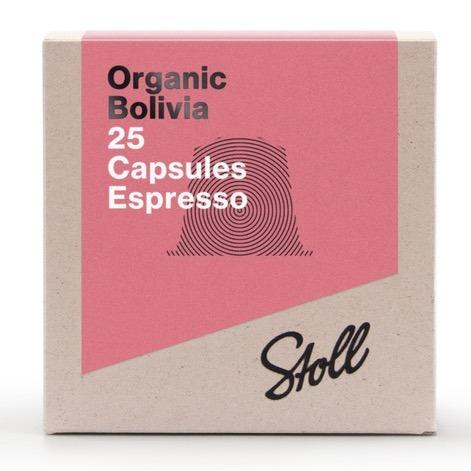 Stoll Espresso Kapseln Bio - Schweiz - Schnelle Lieferung, jetzt bestellen!